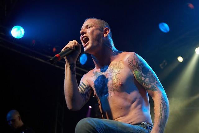 Slipknot 3d Wallpaper Corey Taylor Of Stone Sour Also Frontman Of Slipknot