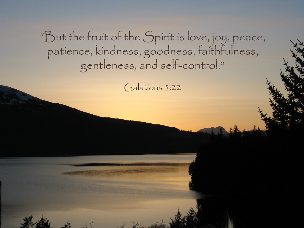 Trust Quotes Wallpaper Fruit Of The Spirit Background This Is The First Of The