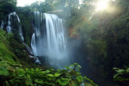 Falls Wallpaper Waterfall Pulhapanzak Falls San Buena Ventura Honduras Kat