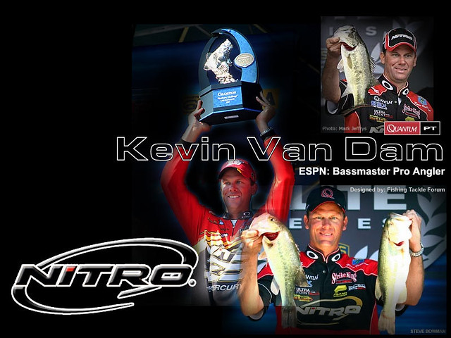 Download 3d Wallpaper For Computer Kevin Van Dam Desktop Wallpaper 800x600 Espn Bassmaster