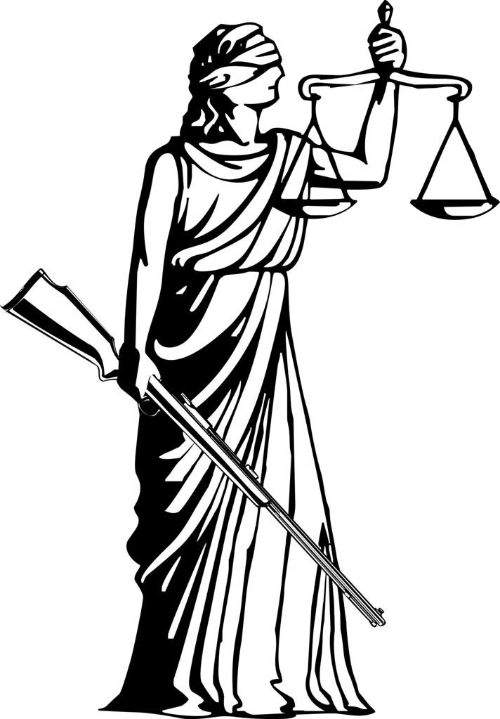dibujo de abogado