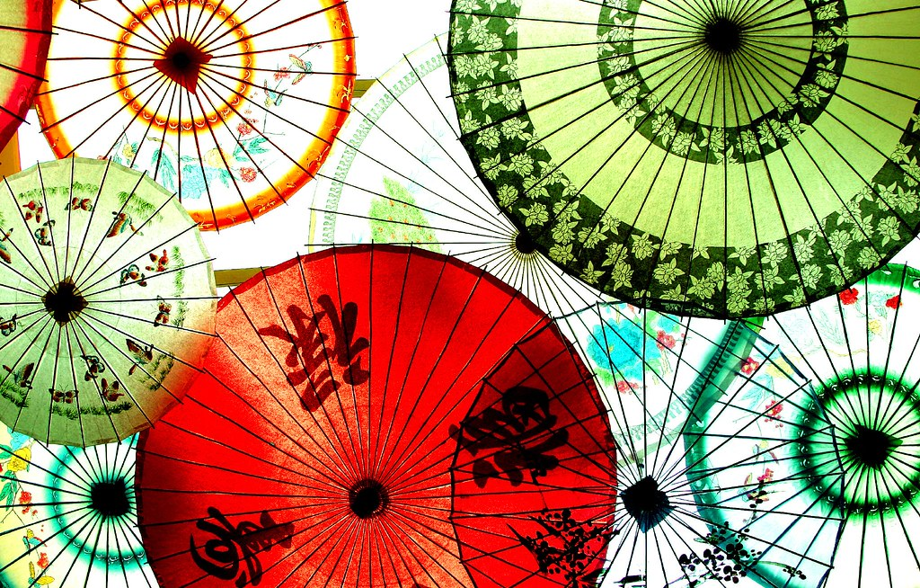 My Photo 3d Wallpaper Umbrellas There Is A Group That Was Started On Flickr To