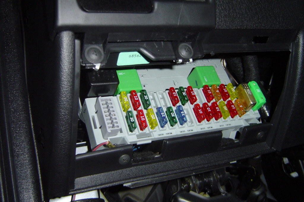 Car Fuse Box Location Wiring Schematic Diagram