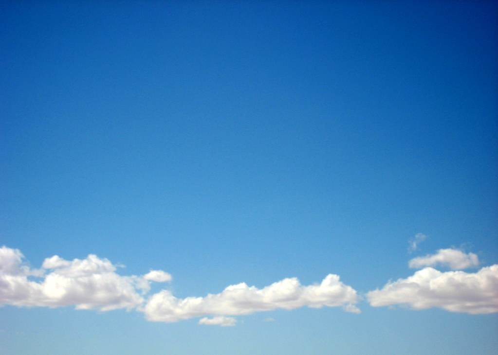 3d Blue Sky Wallpaper Sky Above Clouds Oledoe Flickr