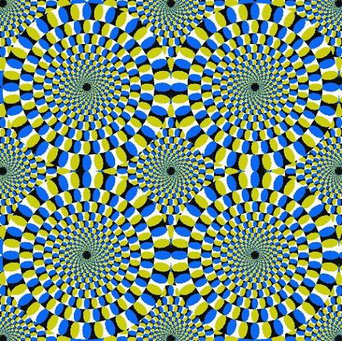 Wallpaper Hd 3d Moving Optical Illusions 1 Stare At The Circles Below
