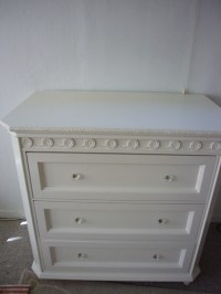 """Simply Shabby Chic"" Dresser, $90 or best offer"