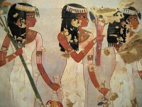 Egyptian Wall Paintings From The New Kingdom | Egyptian ...