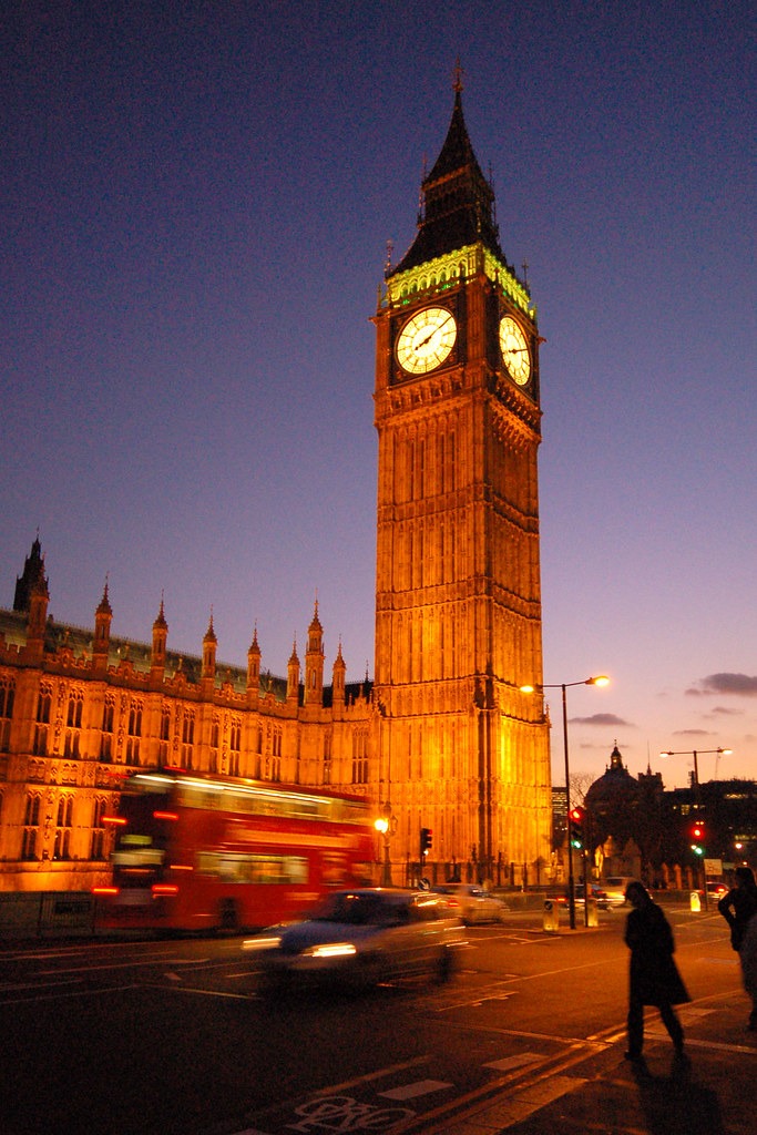 London England Iphone Wallpaper The Big Ben At Night El Big Ben De Noche Photo Taken