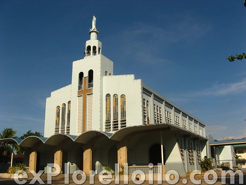 Wallpaper 3d Oton Church Municipality Of Oton Iloilo Philippines
