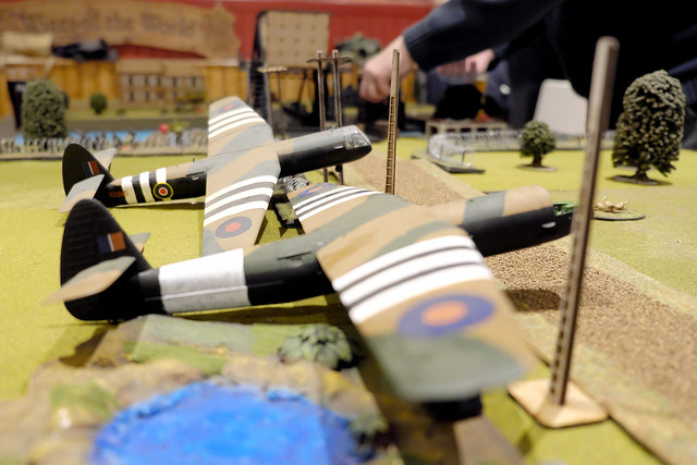 Kit Noob Slightly Related Note Pegasus Bridge War Game