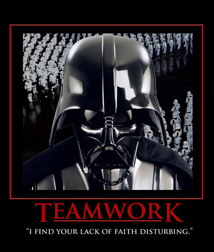 Vader Inspirational poster Oh, I\u0027m definitely making more\u2026 Flickr