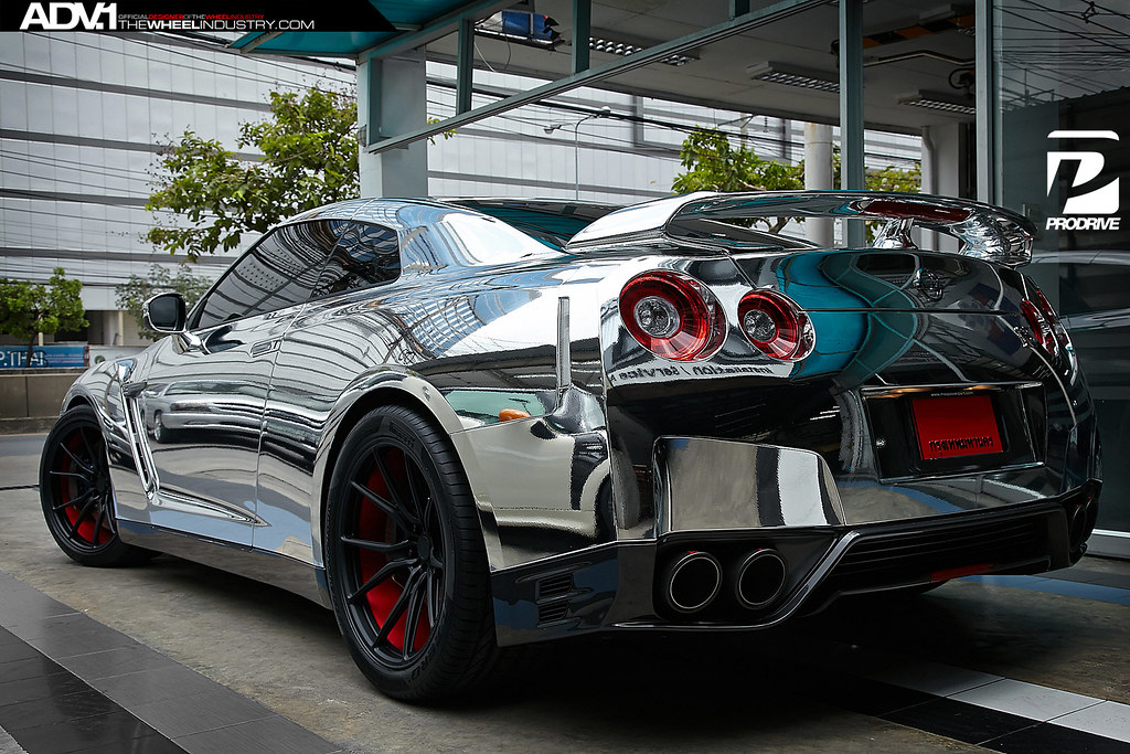 Cool Modified Cars Wallpapers Nissan Gtr R35 Jotech 1 M V1 Adv 1 Wheels Is A Global