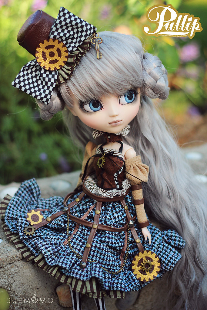 Entry9 Mad Hatter In Steampunk World Photos Of The New Pullip