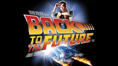 Back to the Future: Clásico Futurista de los 80´s