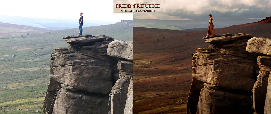 3d Wallpaper Pride Amp Prejudice Stanage Edge 2006 Recreating The