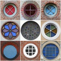Round Windows | Created with fd's Flickr Toys 1. round ...