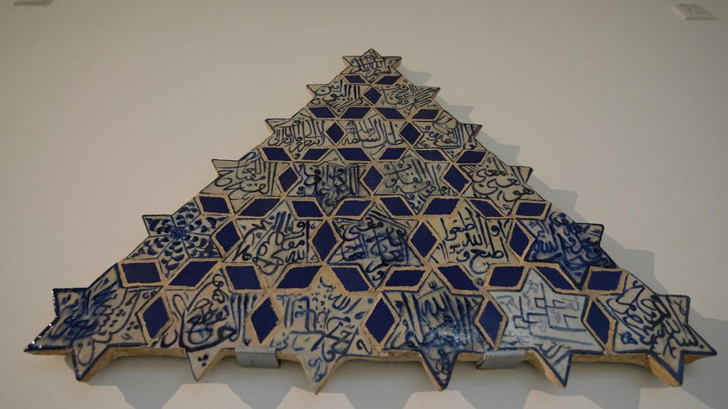 3d Wallpaper In Qatar Beautiful Tiles On Islamic Geometric Patters Islamic Art