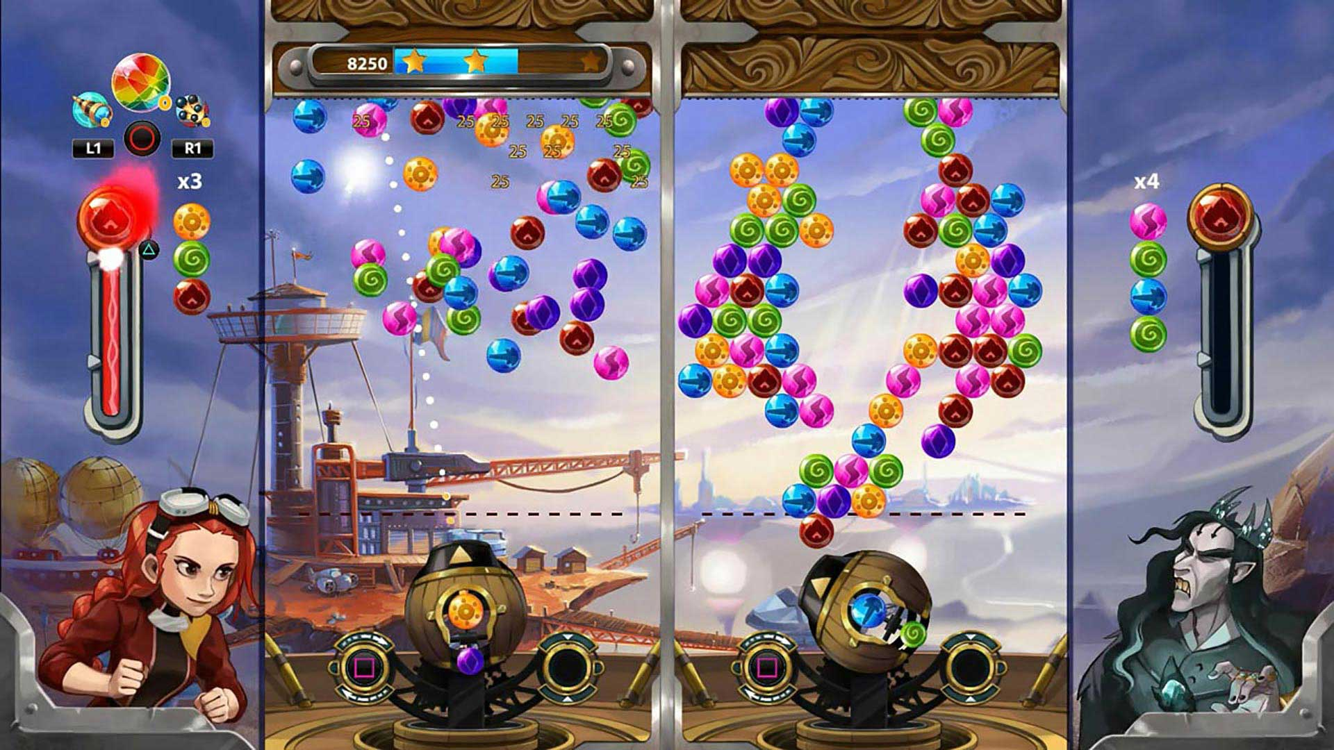 Bubble Games Adventure Pop Riffs On Classic Bubble Shooters Out Today