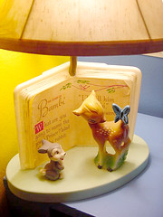 bambi lamp | bambi lamp i thrifted a few years ago for ...