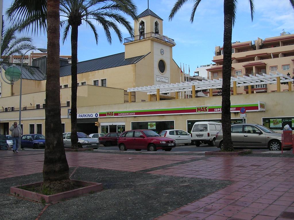 Best 3d 4k Wallpaper Bonanza Square Benalmadena Catholic Church Built Above