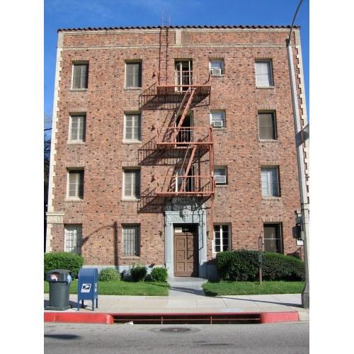 Medium Crop Of Small Apartment Building
