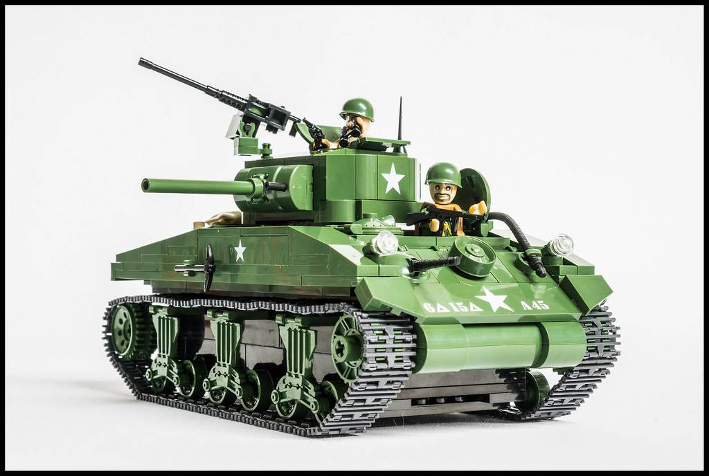 Army 3d Wallpaper Cobi M4a1 Sherman And Tiger I Comparison Here Is A