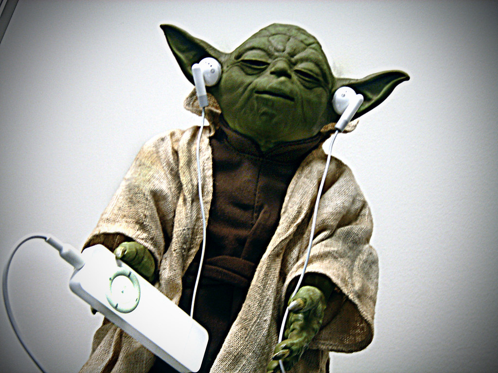 3d White Horse Wallpaper Yoda S Playlist Yoda Is In A Country Music Mood Right