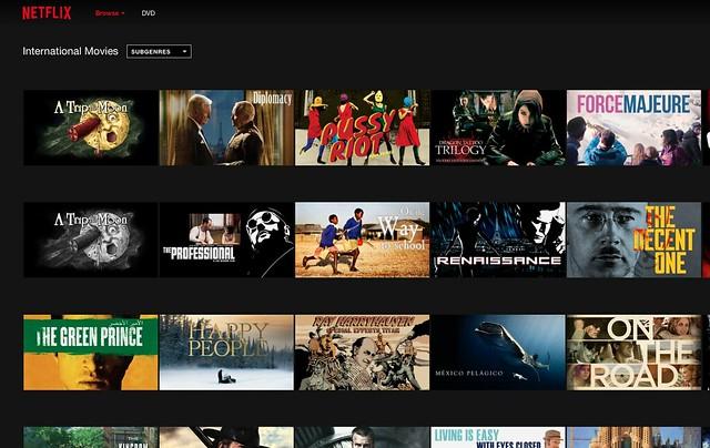 Netflix Streaming July 2015