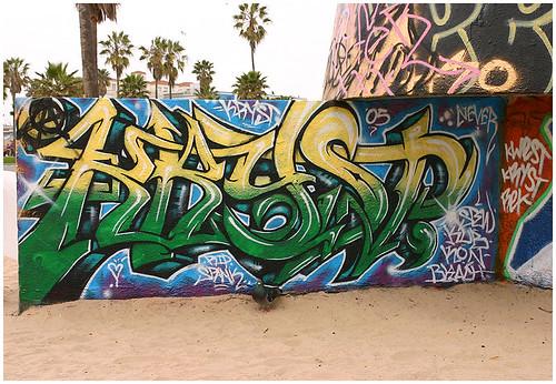 New 3d Wallpaper Venice Beach Graffiti Kryst Steve Rotman Flickr