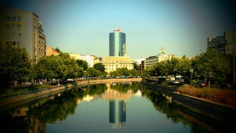 Bucharest - Dâmbovița River