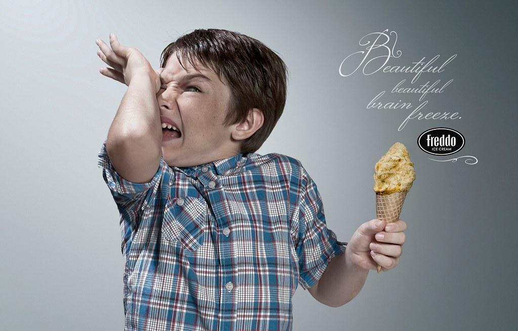 Freddo Ice Cream - Vanilla