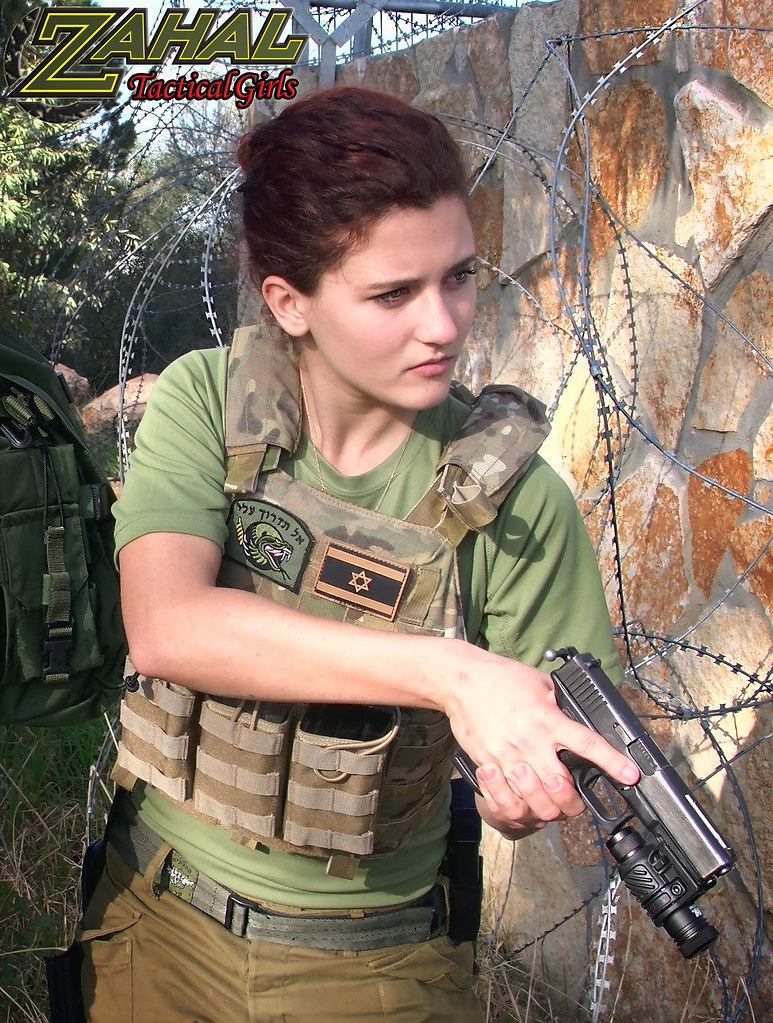 Bad Girl Wallpaper Mobile Zahal Girl Natasha With Glock 17 Www Zahal Org Zahal