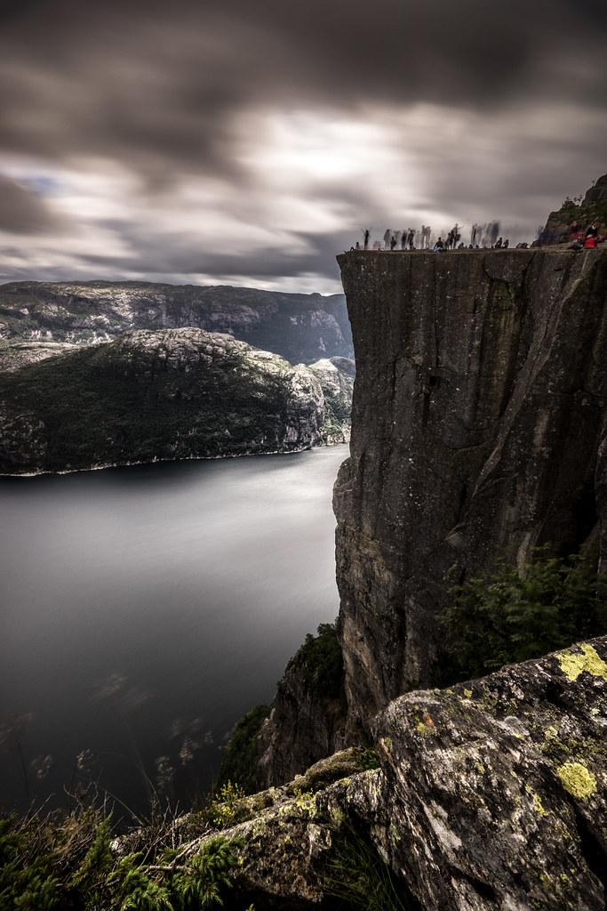 3d Max Wallpaper Preikestolen The Pulpit Rock Norway Landscape Photog