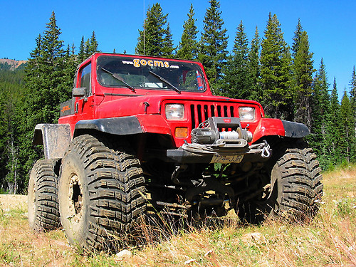 Car Jeep Cms Monster Jeep | Cms Out Of Kelowna, Bc Makes These