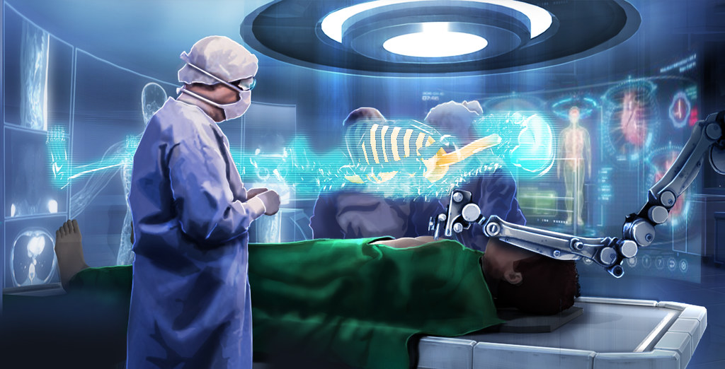 Future Of Surgery Augmented Reality And Surgical Navigati