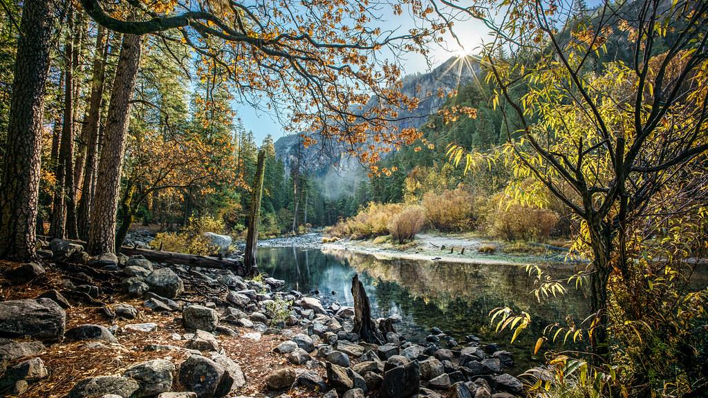 Unc Hd Wallpaper Yosemite National Park California United States Lands