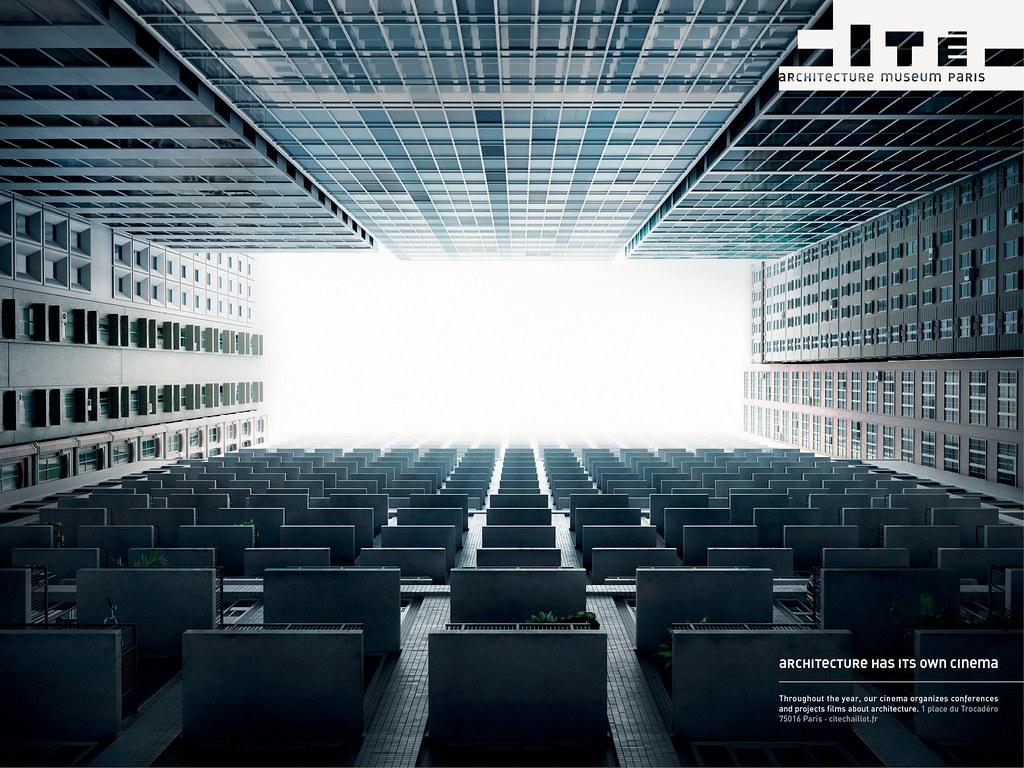 Cite de l'Architecture et du Patrimoine - Architecture 1