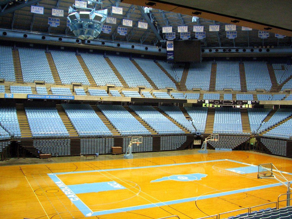 Best Wallpaper In The World In 3d Dean Dome Where The Magic Happens Eric Mills Flickr