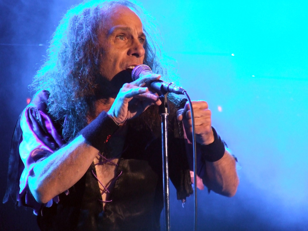 3d Pictures Live Wallpaper Ronnie James Dio Dio Live Rock Hard Festival 2006