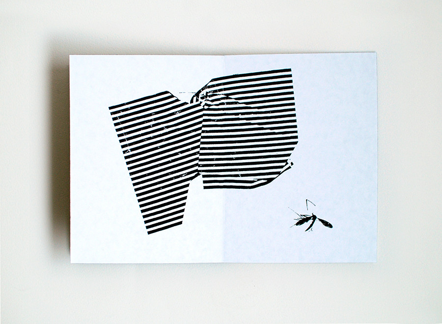 Slow Editions - print line paper