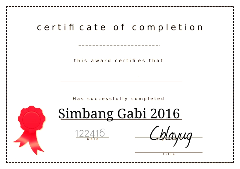 certificate-of-completion-sample-0484125 Itchan Layug Flickr