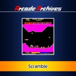 Arcade Archives Scramble