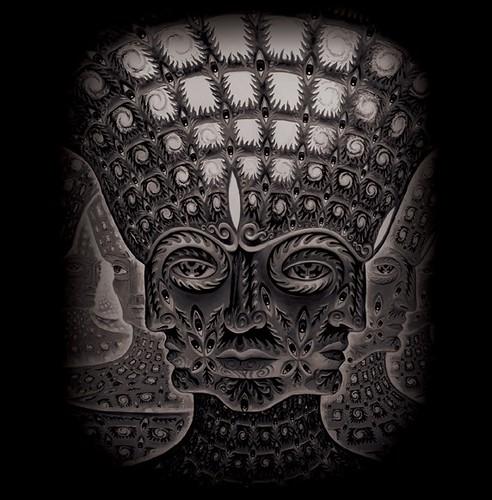 Wallpaper Tattoo 3d Tool S Album Cover X Flickr