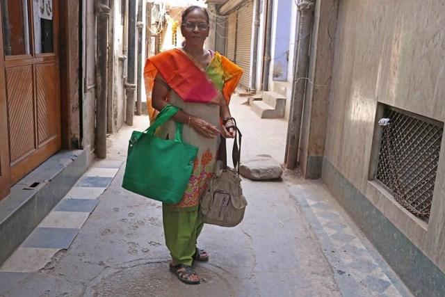 a2Mission Delhi - Asha Sood, Ramnath Patwa, Paharganj