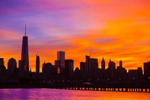 3d Sunset Wallpapers Free New York City Sunrise September 21 2015 Anthony Quintano