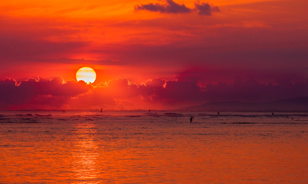 Ultra Hd 3d Wallpapers Oahu Hawaii Sunset Anthony Quintano Flickr