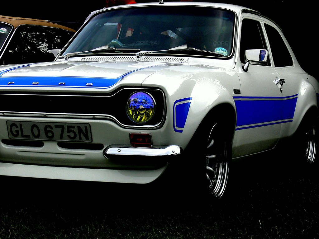 Fast And Furious 6 Cars Wallpapers Hd Mk1 Ford Escort Rs1600 David Cooper Flickr