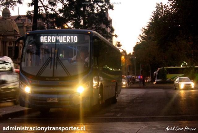 Centropuerto   Santiago   Mascarello Gran Midi - Mercedes Benz / DRZH13