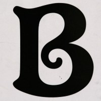 letter B | Leo Reynolds | Flickr