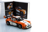 LEGO Porsche 911 GT3 R Hybrid in Art of LEGO Scale Modelin ...